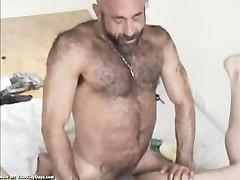 Gay Bear Hardcore Fuck