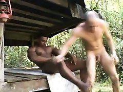 Blazing Asshole Sex With My Stuffed Muscled Helpmate