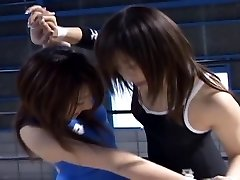 Chinese Stunners Wrestling