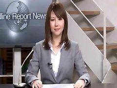 Real Asian news reader 2
