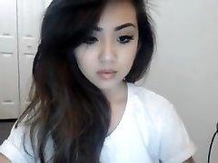 Korean lady web cam show