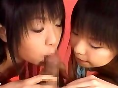 2gorgeous Japanese swap cum