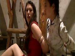 Kineski девки vezan