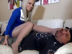 nylon feet footjob sniffing incredible strangle worship cam G
