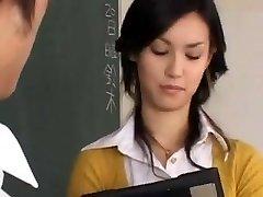 Maria Ozawa-hot teacher having fuck-fest in school