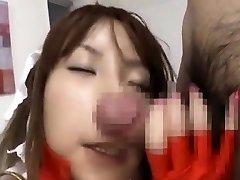 Chinese AV star Sumire Matsu naughty nosejob Subtitled
