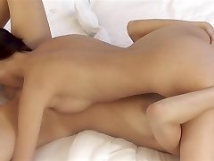 Christy Fascinating and Kitty Jane - cute lesbians sixty-nine