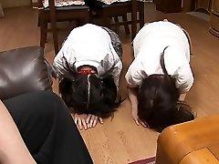 Zwei Schwestern Anal Spielzeug
