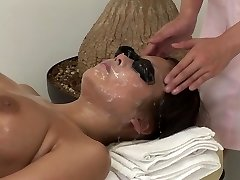 JAV utter bod bizarre cum facial massage clinic Subtitled