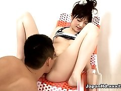 Amazing sex industry star Rika Sonohara in Best Fingering, Dildos/Toys adult clip