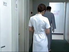 Finest Chinese model Aya Kiriya, Mirei Yokoyama, Emiri Momoka in Exotic Nurse JAV movie