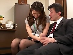 Nao Yoshizaki in Fucky-fucky Slave Office Woman part 1.2