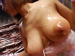 Asian lesbian restrain bondage 2