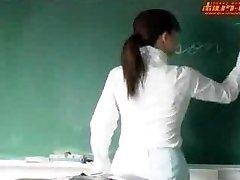 热日本的老师