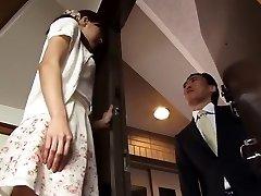 我事实上,它继续被操了的老板的丈夫...Kan'nami多Ichihana
