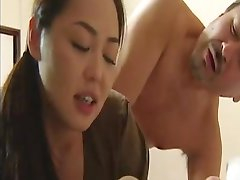 Japanese Slut love older jizz