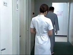 Best Japanese model Aya Kiriya, Mirei Yokoyama, Emiri Momoka in Exotic Nurse JAV movie