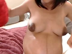 hot little pregnant asian