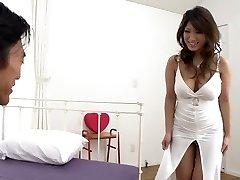 Incredible Asian girl Yume Mizuki in Exotic JAV uncensored Bald movie