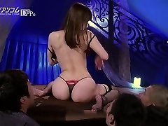 Yui Hatano Makes A Fella Cum