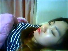 Korean Bitch Yein Jeong masturbates on cam 6