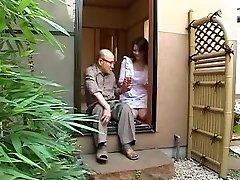 Japonais maman et beau-père