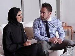 TeenPies - Warm Muslim Teen Boinked And Creampied