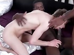 Teen Loving 2 Huge Black Cock (Very Hot)