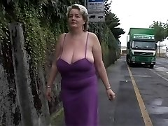 Solo #2 (Mature BBW with Thick Boobs)