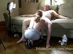 Wifey Agrees To Deepthroat A Stranger's Cock