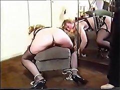 čudovito domač bdsm, analni sex clip