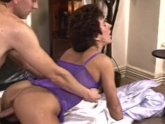 Horny Wifey Doggie Fucked In Sexy Lingerie