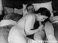 Verodostojno Letnik Porno 1950 - Obrito Muco, Voyeur Vraga