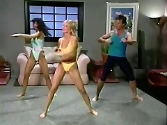 THAT'S THE WAY - vintage workout sport hard-core video