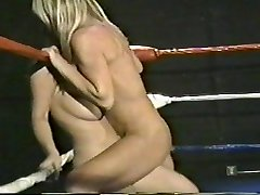 Nude Ring Grappling