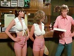 温Saucyピザの女の子(1978)クラシックが紹作妨害Pornoジョン-ホームズ