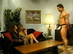 Vintage Female Dom Olivia Outre with Brooke Waters