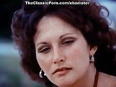 Linda Lovelace, Harry Reems, Dolly Sharp in old-school sex