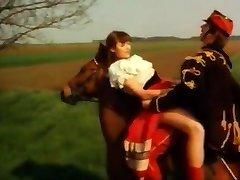 Χρονιές deutsches schnelles ficken auf pferd heuhaufen