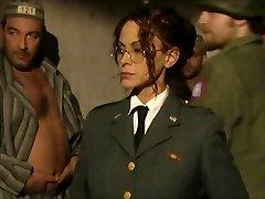 Kinky prisoners banging their wardress