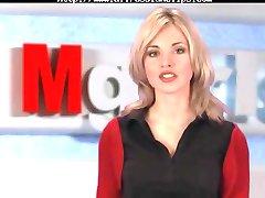 Russische Moskow Grl-Tv Natasha Volkova russische cumshot zu schlucken