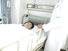Hospital to visit My Wife 'Mariko' and Doctor-by PACKMANS