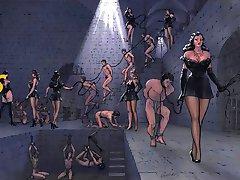 Escravo com a marca Dona Mona