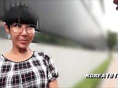 fula koreanska milf med glasögon i japan