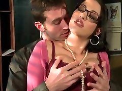 Office Sex With Big Titted Boss Assistant