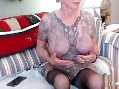 mormor med tats