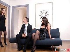 Anna Polina, Nikita Bellucci In The Enjoyment Provider Episod