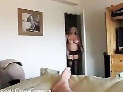 Hot curvy milf smoking sex