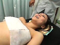 Spycam Teen climax Massage