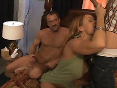 Husband sharing the wife